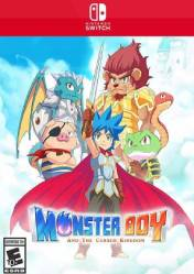 Buy Cheap Monster Boy and the Cursed Kingdom NINTENDO SWITCH CD Key
