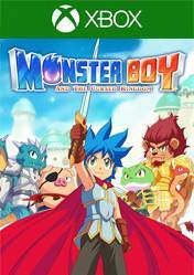 Buy Cheap Monster Boy and the Cursed Kingdom XBOX ONE CD Key