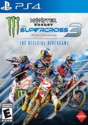 Buy Cheap Monster Energy Supercross 3 PS4 CD Key