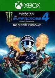 Buy Cheap Monster Energy Supercross 4 XBOX ONE CD Key