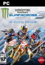 Buy Monster Energy Supercross The Official Videogame 3 pc cd key for Steam