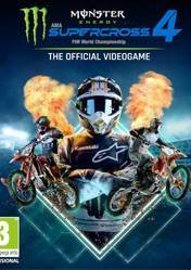 Buy Cheap Monster Energy Supercross The Official Videogame 4 PC CD Key