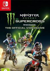 Buy Monster Energy Supercross The Official Videogame Nintendo Switch