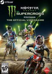 Buy Monster Energy Supercross The Official Videogame pc cd key for Steam