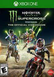 Buy Cheap Monster Energy Supercross The Official Videogame XBOX ONE CD Key