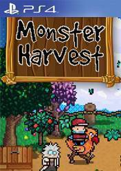 Buy Cheap Monster Harvest PS4 CD Key
