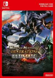 Buy Cheap Monster Hunter Generations Ultimate NINTENDO SWITCH CD Key