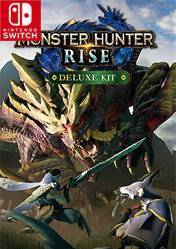 Buy Cheap Monster Hunter Rise Deluxe Kit NINTENDO SWITCH CD Key