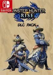 Buy Cheap Monster Hunter Rise DLC Pack 1 NINTENDO SWITCH CD Key