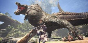Monster Hunter World: Deviljho coming today to PC