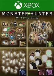 Buy Cheap Monster Hunter World DLC Collection XBOX ONE CD Key