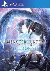 Buy Cheap Monster Hunter World Iceborne PS4 CD Key