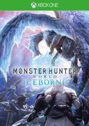 Buy Cheap Monster Hunter World Iceborne XBOX ONE CD Key