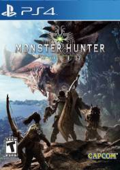Buy Monster Hunter: World PS4 CD Key