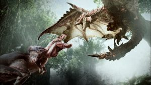 Monster Hunter World receives a massive patch on PC