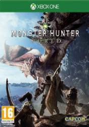 Buy Monster Hunter: World XBOX ONE CD Key