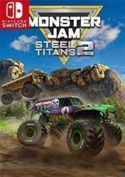 Buy Cheap Monster Jam Steel Titans 2 NINTENDO SWITCH CD Key