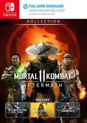 Buy Cheap Mortal Kombat 11: Aftermath Kollection NINTENDO SWITCH CD Key