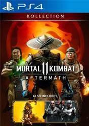 Buy Cheap Mortal Kombat 11 Aftermath Kollection PS4 CD Key