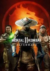 Buy Mortal Kombat 11: Aftermath PC CD Key