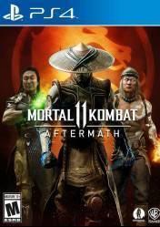 Buy Cheap Mortal Kombat11: Aftermath PS4 CD Key