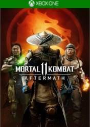Buy Cheap Mortal Kombat11: Aftermath XBOX ONE CD Key
