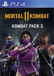 Buy Cheap Mortal Kombat 11 Kombat Pack 2 PS4 CD Key