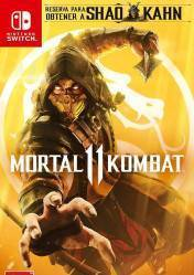 Buy Mortal Kombat 11 Nintendo Switch