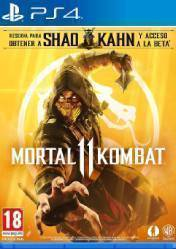 Buy Mortal Kombat 11 PS4 CD Key