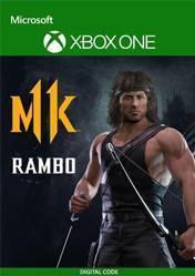 Buy Cheap Mortal Kombat 11 Rambo XBOX ONE CD Key