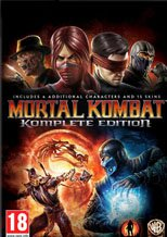 Buy Mortal Kombat Komplete Edition pc cd key for Steam