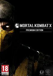 Buy Mortal Kombat X Premium Edition PC CD Key