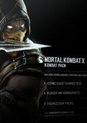 Buy Mortal Kombat X Season Pass (Kombat Pack) PC CD Key