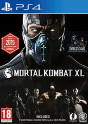 Buy Cheap Mortal Kombat XL PS4 CD Key