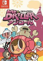 Buy Mr Driller Drilland Nintendo Switch