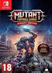 Buy Mutant Football League Nintendo Switch
