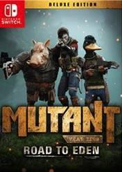 Buy Cheap Mutant Year Zero Road to Eden Deluxe Edition NINTENDO SWITCH CD Key