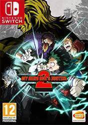 Buy Cheap MY HERO ONES JUSTICE 2 NINTENDO SWITCH CD Key