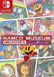 Buy Cheap NAMCO Museum Archives Vol 1 NINTENDO SWITCH CD Key