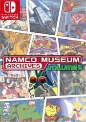 Buy Cheap NAMCO Museum Archives Vol 2 NINTENDO SWITCH CD Key