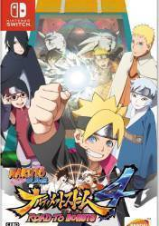 Buy Cheap NARUTO SHIPPUDEN: Ultimate Ninja STORM 4 Road to Boruto NINTENDO SWITCH CD Key