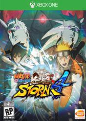 Buy Cheap Naruto Shippuden Ultimate Ninja STORM 4 XBOX ONE CD Key