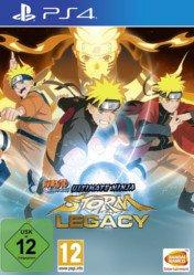 Buy Cheap Naruto Shippuden Ultimate Ninja Storm Legacy PS4 CD Key