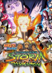 Buy Cheap Naruto Shippuden Ultimate Ninja STORM Revolution PC CD Key