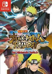 Buy Cheap Naruto Shippuden Ultimate Ninja STORM Trilogy NINTENDO SWITCH CD Key