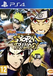 Buy Naruto Shippuden Ultimate Ninja STORM Trilogy PS4