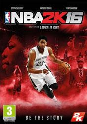 Buy NBA 2K16 PC CD Key