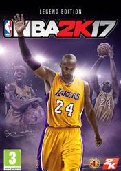 Buy NBA 2K17 Legend Edition PC CD Key