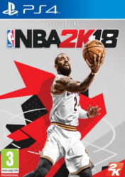 Buy NBA 2K18 PS4 - compare prices