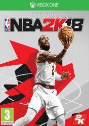 Buy NBA 2K18 Xbox One